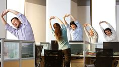 Is Your Office Stretching?