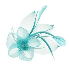 Bead Center Flower and Leaves Brooch - SetarTrading Hats Millinery Hats, Fascinator Hats, Fascinators, Headpieces, Fancy Dress Hats, Fancy Hats, Occasion Hats, Flower Hair Accessories, Bridal Accessories