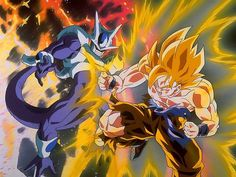 cooler dragon ball dragonball z son gokuu super saiyan - Image View - Dragon Ball Z, Power Rangers, Akira, Dbz Multiverse, Dragonball Art, Hero Fighter, Goku Vs, Amazing Adventures, Anime Manga