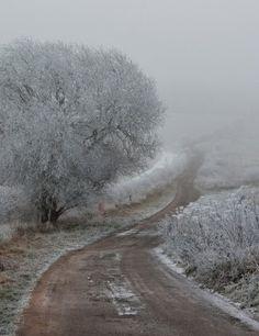 a winter morning essay