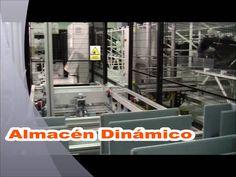 Línea de producción MiniTec para almacén dinámico