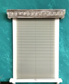 Wood Cornice, Window Cornices, Home Accents, Plywood, Window Treatments, Valance Curtains, Home Accessories, Farmhouse Decor, Blinds