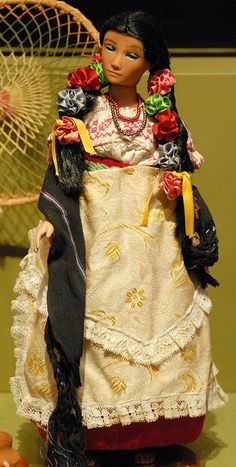 Purepecha Doll Mexico | Flickr - Photo Sharing!