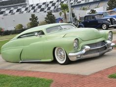 Mercury Lead Sled...Brought to you by #HouseofInsurance #EugeneOregon.