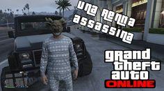GTA 5 Cazzeggio Online ita - Una renna assassina  #16
