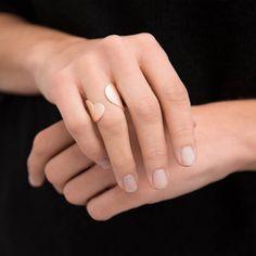 Designer Ring by Wolfgang Zender