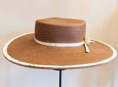 Pretty Woman Derby Outfits, Boater, Custom Hats, Pretty Woman, One Size Fits All, Women, Fashion, Moda, Fashion Styles