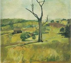 Andrew Wyeth -  The Chestnut Tree
