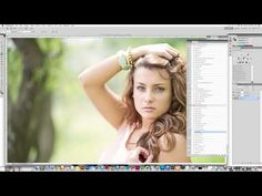Learn to edit a portrait image in Photoshop - Colorvale Actions