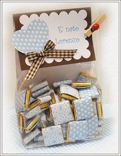 idea for chocolate bag