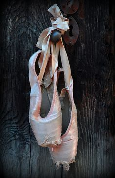 Pointe Shoes~ I saved all of mine and have decorated some of them. Want to make a display case for them. ~Worn Pointe Shoes~I saved all of mine and have decorated some of them. Want to make a display case for them. Pointe Shoes, Ballet Shoes, Dance Shoes, Jazz Shoes, Shall We Dance, Lets Dance, Half Elf, Dance Like No One Is Watching, Ballet Photography