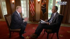 FACT CHECKING TRUMP'S INTERVIEW WITH LESTER HOLT MAY 11, 2017. Trump to Lester Holt: I'd been planning to fire James Comey for a while