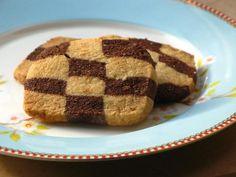 Gourmandises végétariennes: Schwarz-Weiß-Gebäck
