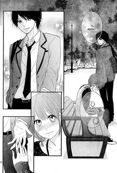 Read manga Hiren Trip Read Online online in high quality Anime Love, Manga Love, Manga To Read, Brothers Conflict, Anime Watch, Manga Pages, Chapter 3, Anime Comics, Shoujo