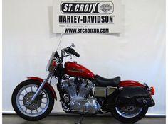1997 883 Harley Davidson Sportster | 1997 Harley-Davidson XL883 - Sportster 883 , Standard in New Richmond ...