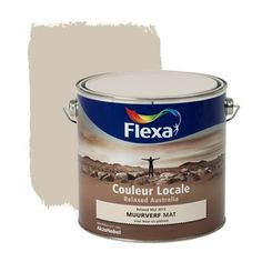 Flexa Couleur Locale muurverf Relaxed Australia mat Mist 2,5 l