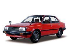 Nissan Sunny Sedan (1981 – 1985).