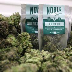 Noble Farms OG Kush
