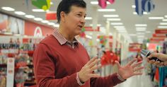 Target CEO Steps Down After Data Breach Target CEO Gregg Steinhafel has been replaced with CFO John Mulligan, following a massive data breach which exposed personal data of 70 million customers.