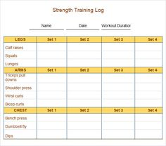 7 best workout log images workout log exercise routines calendar