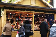 Hungry Travel Style: Manchester Christmas Markets