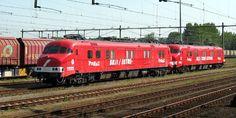 nederlandse motorpost treinen - Testtreinen
