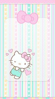 Trendy wall paper phone pastel my melody Ideas Flower Phone Wallpaper, Cellphone Wallpaper, Wallpaper Iphone Cute, Cute Wallpapers, Valentine Wallpaper, Hello Kitty Themes, Hello Kitty Pictures, Hello Kitty Backgrounds, Hello Kitty Wallpaper