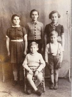 Jewish children (Poland, 1930s)