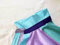 Attaching collar to band - crafts blog