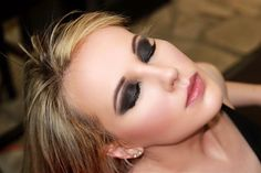 A dramatic smokey eyes with soft nude lips is sexy and striking!! This look is perfect for a fun and charming Valentine's Day date!!!!! To book an appointment call 587-892-3252. Photographer: Alexis Peters Model: Skylar Valkenburg #mua #muayyc #sexylips #toosexyforyou #loveisintheair #sexy #hot #romantic #romance #Valentine #ValentinesDay #Valentines #Love #ILoveYou #Feb14th #February14th #kiss #HappyValentinesDay #BeMine #BeMyValentine #
