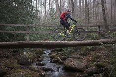 A Quick and Dirty Guide to Mountain Biking in Asheville: Exploring epic rides in the Asheville area