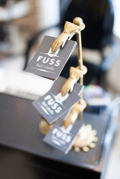 Fuss Ontario, Toronto, Place Cards, Place Card Holders, Restaurant, Restaurants, Dining Rooms