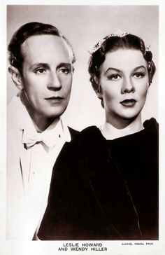 Leslie Howard, Wendy Hiller in Pygmalion (1938)