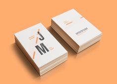 柔和的嫩橘色 個人形象設計 | MyDesy 淘靈感