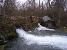 One of the favorite places I will ever go, Boze Mill Spring.  This is where my grandparents lived during my childhood.
