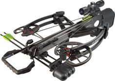 VENGEANCE  cross bow by Barnett - combines Reverse Limb technology with an ultra-modern Carbon Riser = speed, power and very quiet