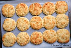 Gourmet Girl Cooks: Parmesan Biscuits - Low Carb, Grain & Gluten Free