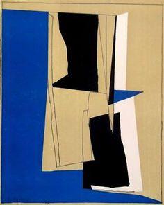 Richard Mortensen Untitled, 1956