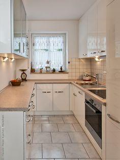 Die 14 Besten Bilder Von Kuche U Form Small Kitchens Kitchen