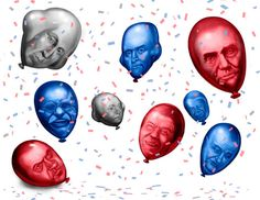 From George Washington to Donald Trump, how we've come to nominate our presidential candidates