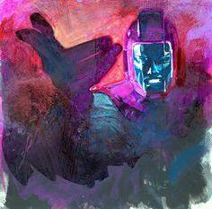 Kang the Conqueror - Bill Sienkiewicz - Marvel Universe Marvel Comics, Marvel Villains, Comic Book Artists, Comic Books Art, Comic Art, Marvel Comic Character, Marvel Characters, Kang The Conqueror, Marvel Fan Art