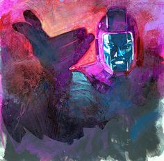 KANG THE CONQUEROR by •Bill Sienkiewicz