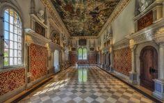 Hirsvogel Hall - The Hirsvogel Hall (originally built in 1534), reconstructed in 2000 in Nuremberg, Germany.