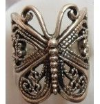 925 Sterling Silver Filigree Butterfly Ring. For more details please visit our website. Thanks