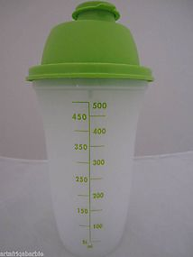 Tupperware Quick Shake - 500 Ml. Organize your kitchen the Tupperware way
