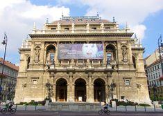 The Hungarian State Opera House - Budapest, Hungary | Plain Chicken