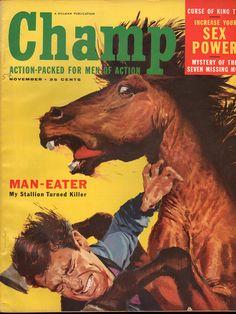 Champ November  1957 - EphemeraForever.com