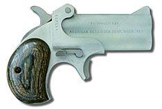 American Derringer Model 10.