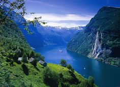 7 Amazing Places You Have To Visit In Norway! in Europe, Norway - Travel - Hand Luggage Only