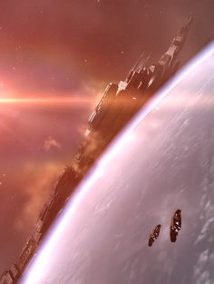 EvE Online by Dead End Thrills